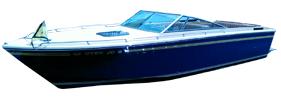 CM 23 Cobalt Boat Covers