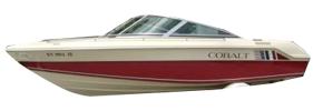 Condurre 202 Cobalt Boat Covers