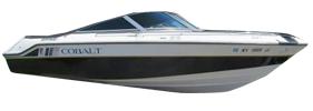 Condurre 203 Cobalt Boat Covers