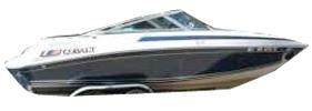 Condurre 205 Cobalt Boat Covers