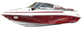 Condurre 206 Cobalt Boat Covers