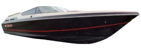 Condurre 223 Cobalt Boat Covers