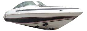 Condurre 243 Cobalt Boat Covers
