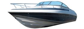 Condurre 255 Cobalt Boat Covers