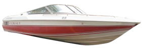 Condurre 260 (All Years) Cobalt Boat Covers