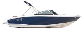 CS 1 Cobalt Boat Covers