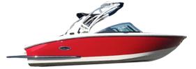 CS 23 Cobalt Boat Covers