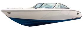 CS 3 Cobalt Boat Covers