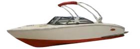 CS 9 Cobalt Boat Covers