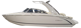 R7 Cobalt Boat Covers