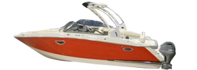 25 SC Outboard Cobalt Boat Covers