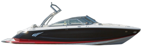 A 25 Cobalt Boat Covers