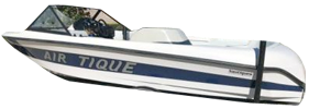 Air Tique Correct Craft Boat Covers
