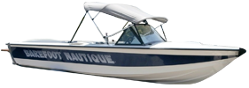 Barefoot Nautique Sterndrive Correct Craft Boat Covers