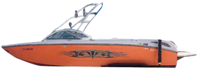 Crossover Nautique 211 Correct Craft Boat Covers