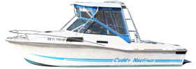 Cuddy Nautique (All Years) Correct Craft Boat Covers