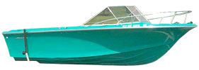Freeport 18 Sterndrive Correct Craft Boat Covers