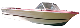 Marauder Correct Craft Boat Covers