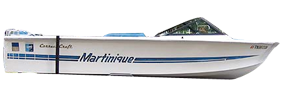 Martinique Sterndrive Correct Craft Boat Covers