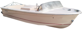 Mustang 16 SS (All Years) Correct Craft Boat Covers