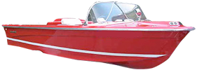 Mustang 16 (All Years) Correct Craft Boat Covers