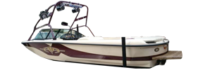 Air Nautique 210 Correct Craft Boat Covers