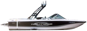 Nautique 216 Correct Craft Boat Covers