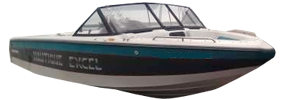 Nautique Excel Open Bow Correct Craft Boat Covers