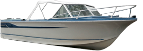 Rivera Sterndrive Correct Craft Boat Covers