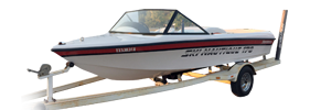 Ski Nautique 176 On Trailer Correct Craft Boat Covers