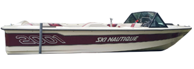 Ski Nautique 2001 Sterndrive Correct Craft Boat Covers