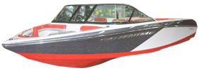 Ski Nautique 206 Correct Craft Boat Covers