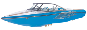 Ski Nautique Closed Bow Correct Craft Boat Covers