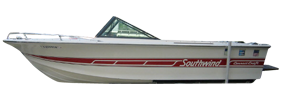 Southwind 19 Correct Craft Boat Covers