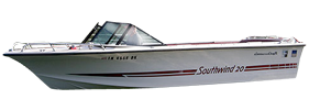 Southwind 20 Correct Craft Boat Covers