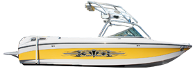 Super Air Nautique 220 Correct Craft Boat Covers