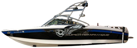 Super Air Nautique 236 Correct Craft Boat Covers