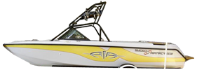 Super Air Nautique Sterndrive Correct Craft Boat Covers