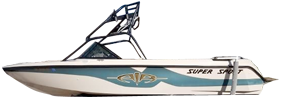Super Sport 210 Sterndrive Correct Craft Boat Covers