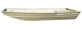1236 Jon Outboard Crestliner Boat Covers | Custom Sunbrella® Crestliner Covers | Cover World