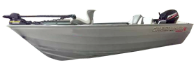 14 Canadian SC Outboard Crestliner Bimini Tops | Custom Sunbrella® Crestliner Covers | Cover World