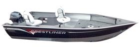 14 Kodiak Tiller Outboard Crestliner Boat Covers | Custom Sunbrella® Crestliner Covers | Cover World