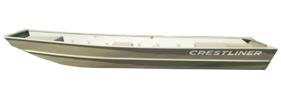 1436 Jon Outboard Crestliner Boat Covers | Custom Sunbrella® Crestliner Covers | Cover World