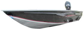 1450 Sportsman Tiller WT Outboard Crestliner Boat Covers | Custom Sunbrella® Crestliner Covers | Cover World