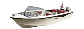 16 Chieftain Outboard Crestliner Bimini Tops | Custom Sunbrella® Crestliner Covers | Cover World