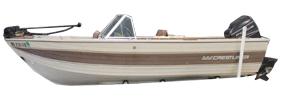 16 Northstar Sportfish Outboard Crestliner Boat Covers | Custom Sunbrella® Crestliner Covers | Cover World