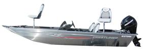 16 Storm Outboard Crestliner Boat Covers | Custom Sunbrella® Crestliner Covers | Cover World