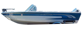 1600 Sportfish Outboard Crestliner Boat Covers | Custom Sunbrella® Crestliner Covers | Cover World