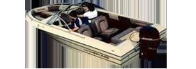 165 Crusader Sterndrive Crestliner Boat Covers | Custom Sunbrella® Crestliner Covers | Cover World