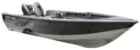 1650 Fish Hawk Tiller Outboard Crestliner Boat Covers | Custom Sunbrella® Crestliner Covers | Cover World